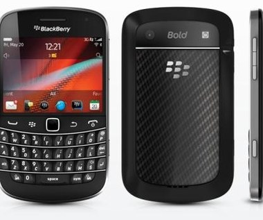 BlackBerry Bold 9900 - test flagowca RIM