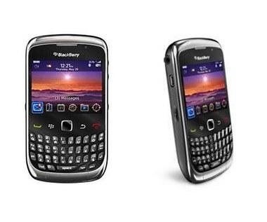 BlackBerry Curve 3G z nowym systemem