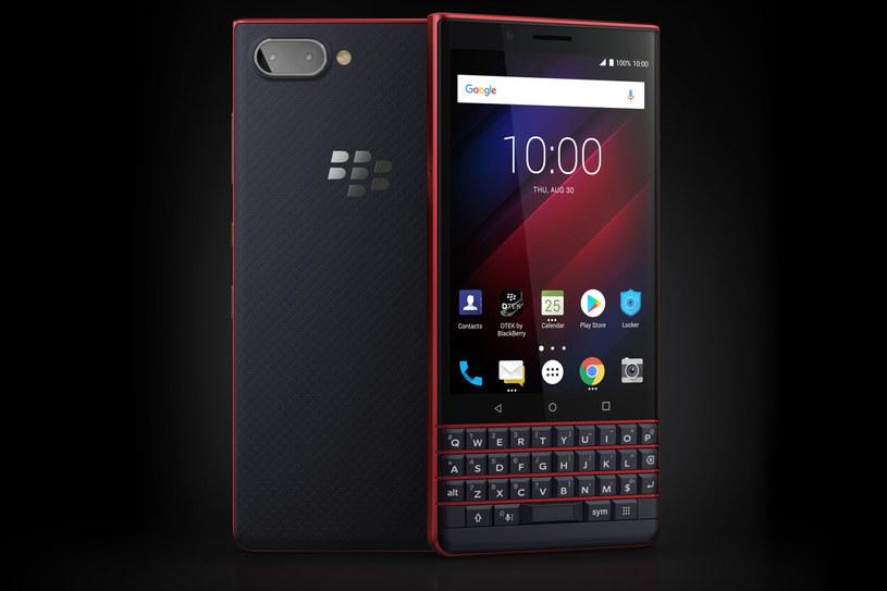 BlackBerry KEY 2 LE /materiały prasowe