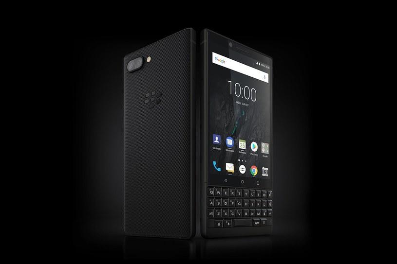 BlackBerry KEY 2 /materiały prasowe
