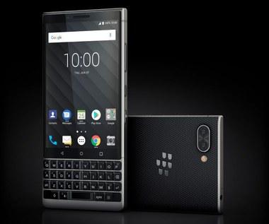 BlackBerry KEY2 debiutuje na polskim rynku