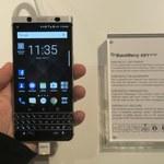 Blackberry KEYone - pierwsze wrażenia z MWC 2017