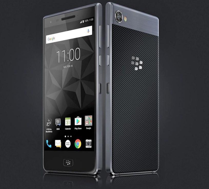 Blackberry Motion został wyceniony na 2299 złotych /materiały prasowe