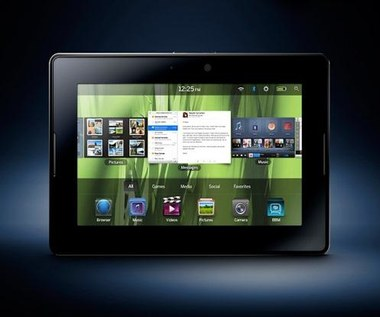 BlackBerry PlayBook do wzięcia za darmo