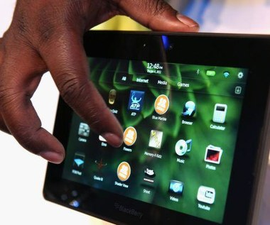 BlackBerry PlayBook - pierwszy porządny, 7-calowy tablet?