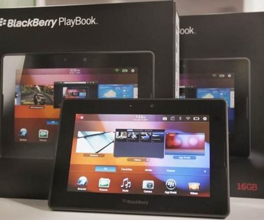 BlackBerry Playbook - tablet biznesowy