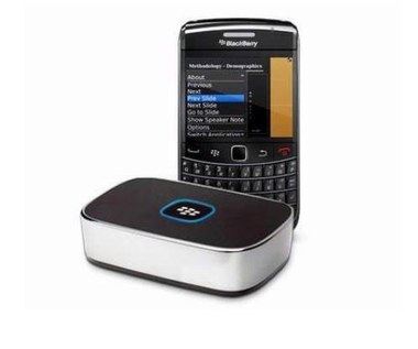 BlackBerry Presenter - zdalna prezentacja