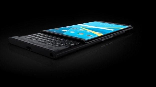 BlackBerry Priv /materiały prasowe