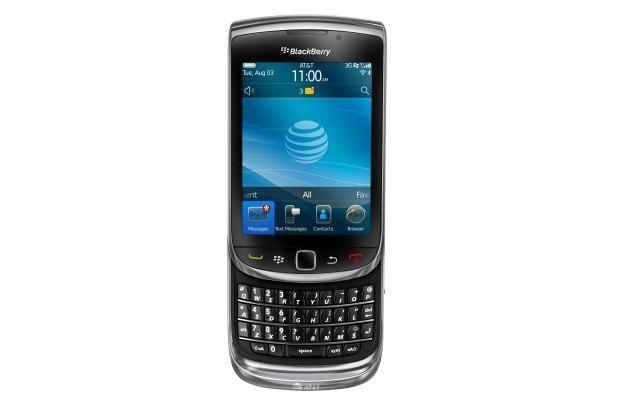 BlackBerry Torch - telefon poprawny, ale spodziewaliśmy się znacznie więcej /materiały prasowe