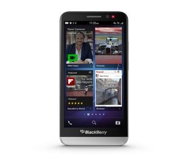 BlackBerry Venice - supersmartfon z Androidem
