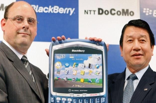 BlackBerry zaczyna mieć coraz większe problemy /AFP