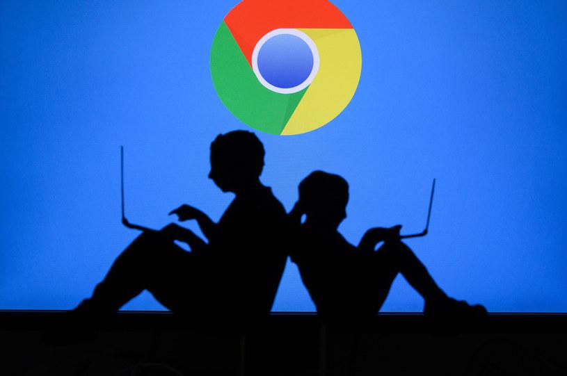 Błąd w Google Chrome nie pozwalał użytkownikom na usunięcie danych /123RF/PICSEL