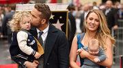 Blake Lively i Ryan Reynolds po raz trzeci zostaną rodzicami!