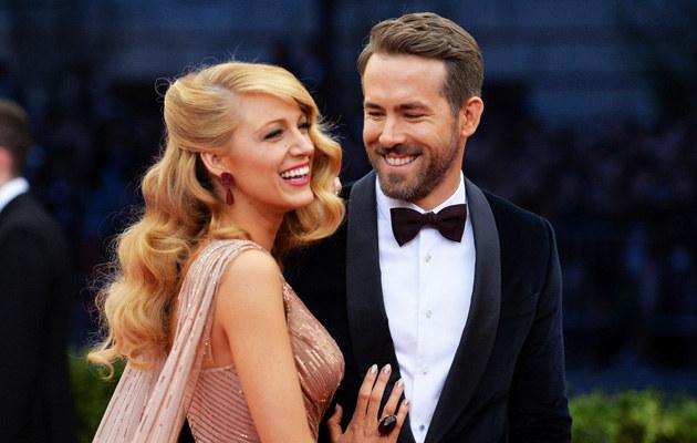 Blake Lively i Ryan Reynolds zostaną rodzicami! /Mike Coppola /Getty Images