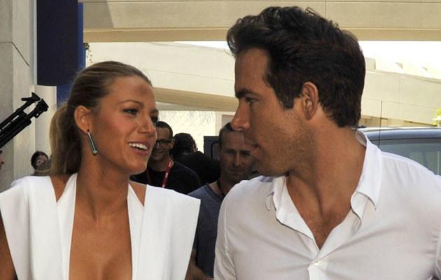 Blake Lively i Ryan Reynolds /Splashnews