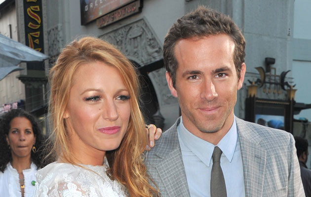 Blake Lively i Ryan Reynolds /Alberto E. Rodriguez /Getty Images