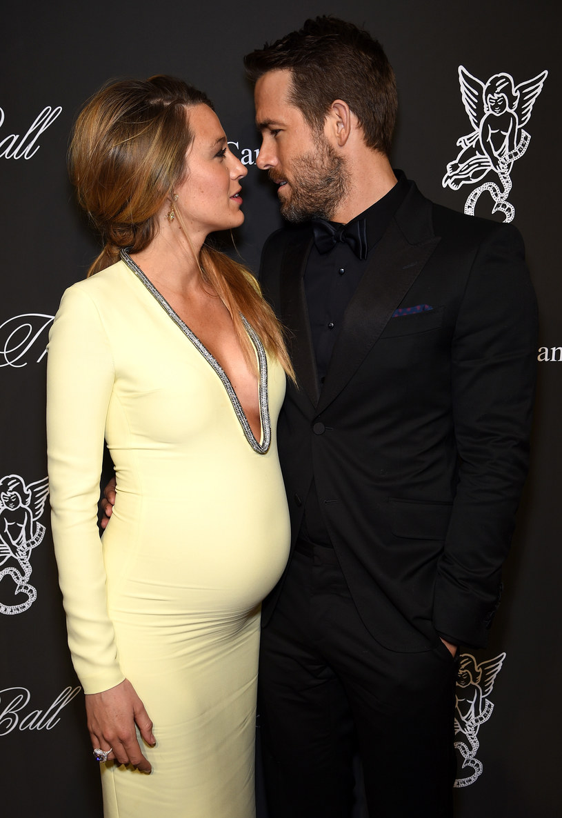 Blake Lively i Ryan Reynolds /Getty Images