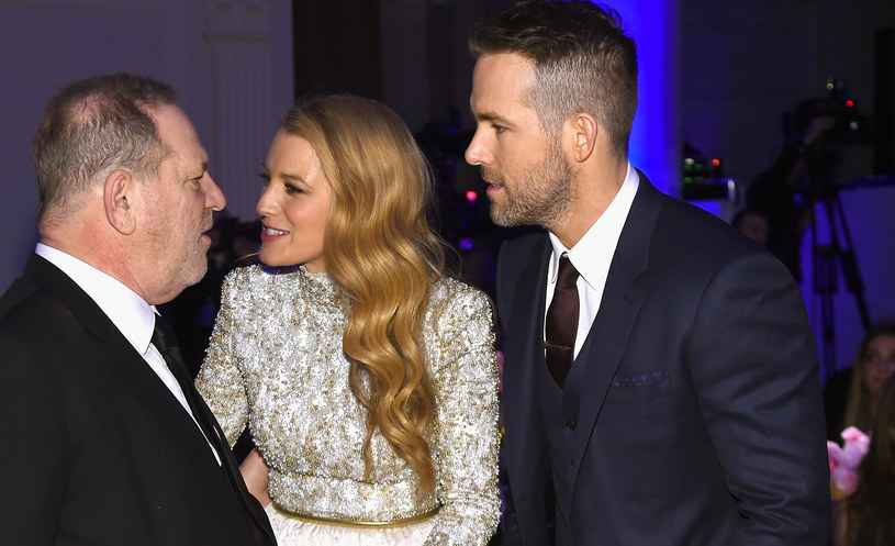 Blake Lively i Ryan Reynolds /Jamie McCarthy /Getty Images
