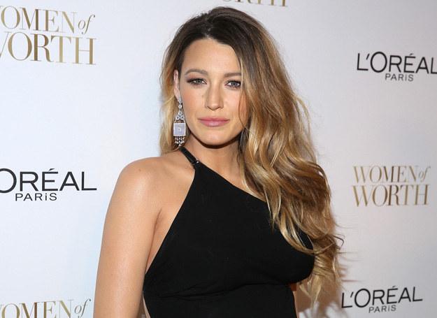 Blake Lively została mamą /Getty Images