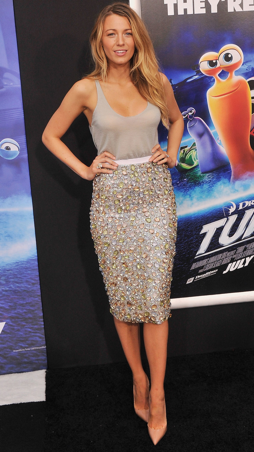 Blake Lively /Getty Images/Flash Press Media