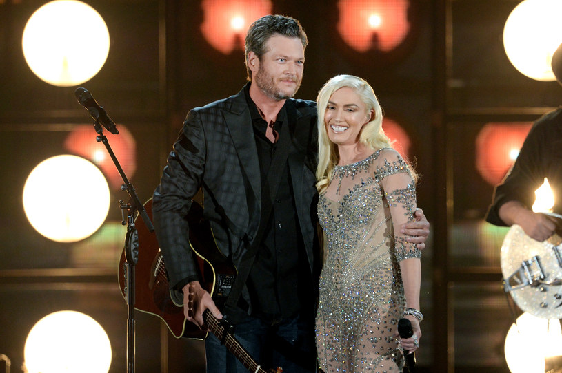 Blake Shelton i Gwen Stefani /Kevin Winter /Getty Images