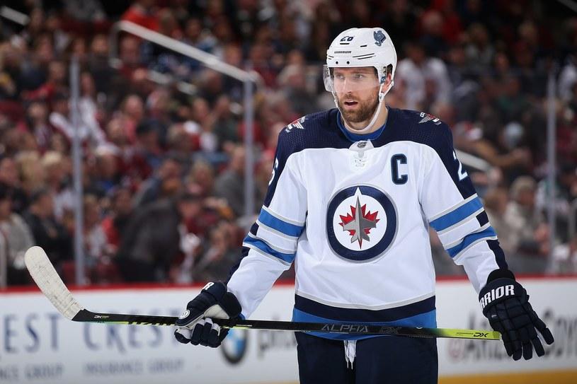 Blake Wheeler - kapitan Winnipeg Jets /AFP