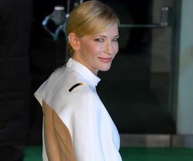 Blanchett zachwycona Allenem