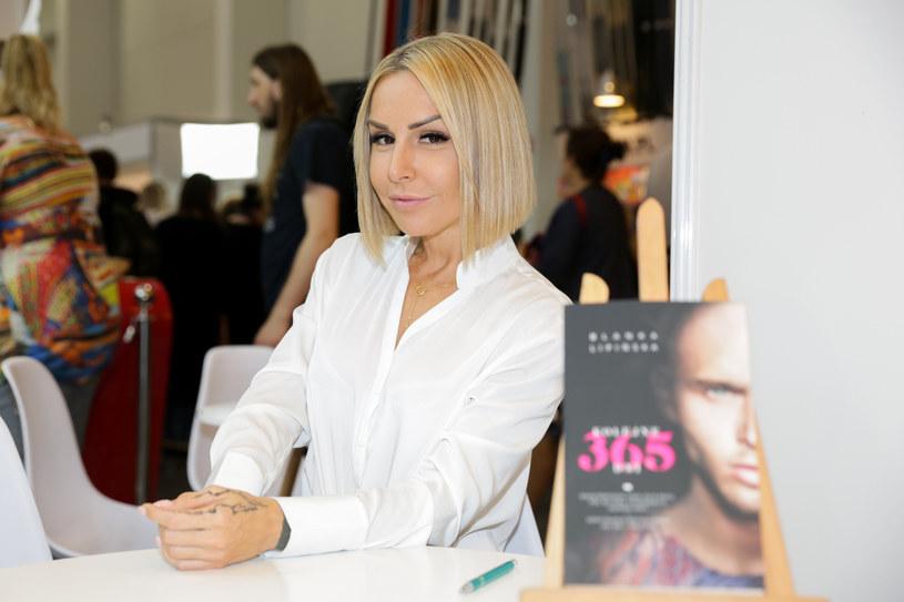"""Blanka Lipińska jest autorką bestsellera """"365 dni"""" /Filip Radwański /AKPA"""