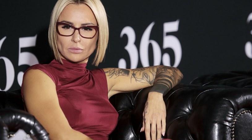 Blanka Lipińska jest znana z ciętego języka. Gwiazda nie ukrywa, gdy jest czymś zbulwersowana /Adam Jankowski /Reporter