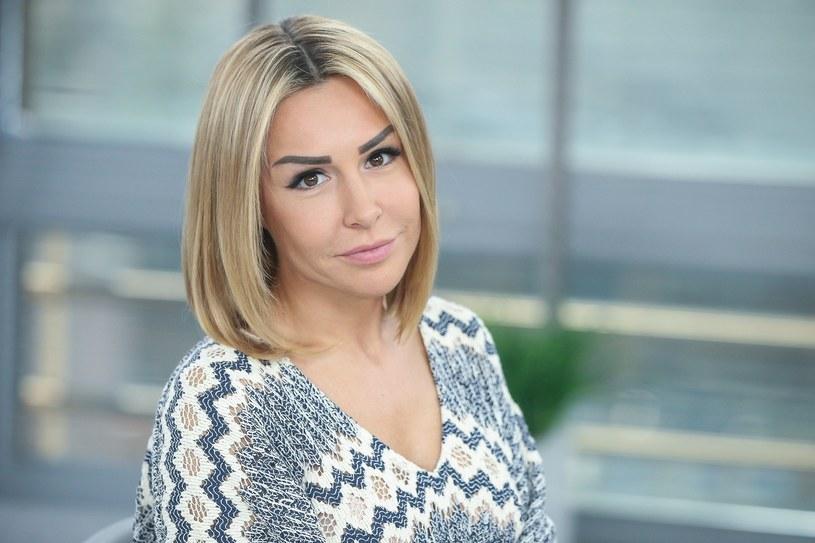 Blanka Lipińska nie wie, ile zarabia /Kamil Piklikieiwcz /East News