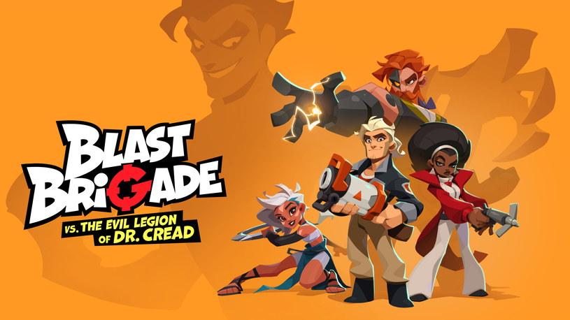 Blast Brigade /materiały prasowe