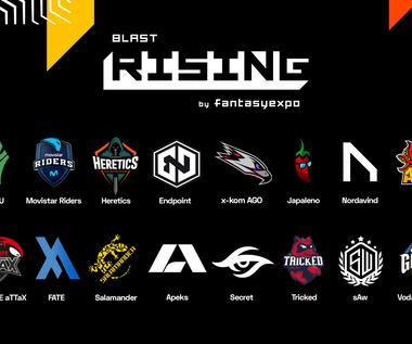 Blast Rising: Prezentacja drużyn