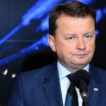 Błaszczak: Brak Wojska Polskiego na uroczystości na Westerplatte to skandal