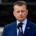 Błaszczak: Porozumienie Polska-USA wzmacnia zdolności obronne naszego wojska