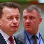 Błaszczak: Stoltenberg uważa, że wojska USA w Polsce wzmacniają zdolności obronne NATO