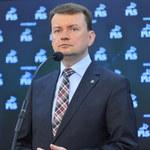 Błaszczak: Uchwała ws. kanonizacji Jana Pawła II to zaszczyt dla Sejmu