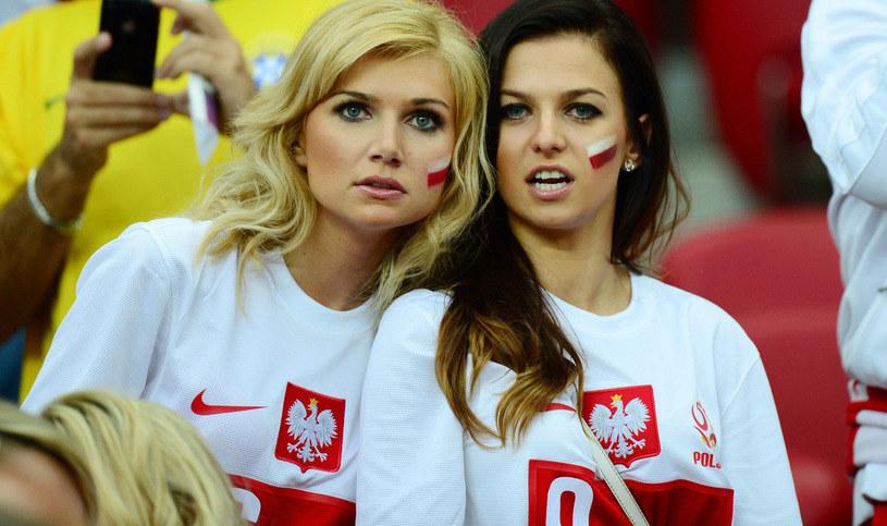 Błaszczykowska i Lewandowska, 2012 rok /East News