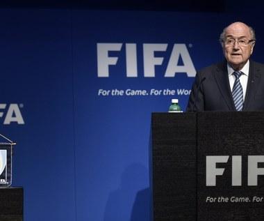 Blatter rezygnuje z funkcji szefa FIFA!