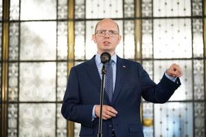 Błażej Kmieciak: Nie jesteśmy ministerstwem ds. pedofilii