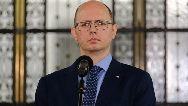 Błażej Kmieciak szefem sejmowej komisji ds. wyjaśniania przypadków pedofilii
