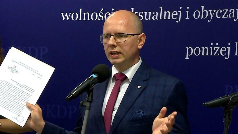 Błażej Kmieciak /Polsat News