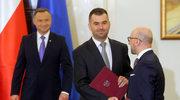Błażej Spychalski nowym rzecznikiem prezydenta Andrzeja Dudy