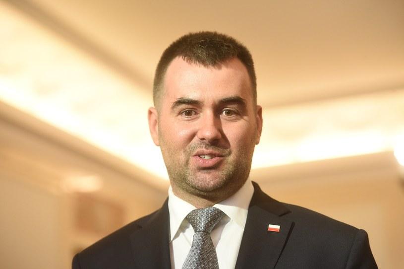 Błażej Spychalski /Zbyszek Kaczmarek /Reporter