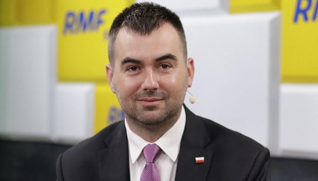 Błażej Spychalski /Karolina Bereza /RMF FM