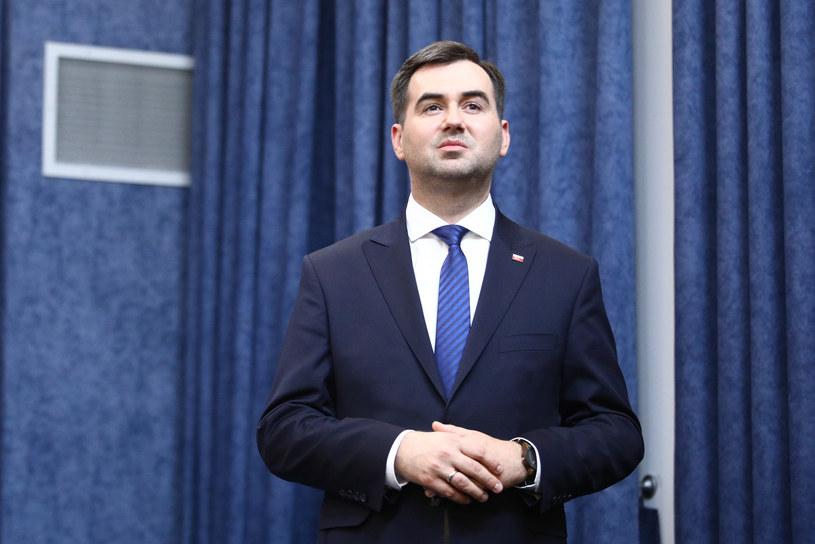 Błażej Spychalski /Tomasz Jastrzębowski /Reporter