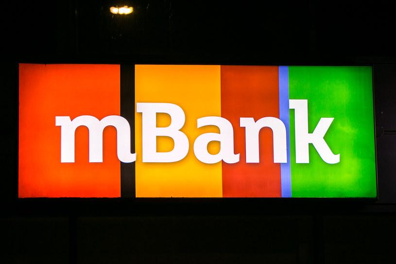 Błędne księgowanie. Klientom mBanku zniknęły pieniądze... /KAROL SEREWIS /Getty Images
