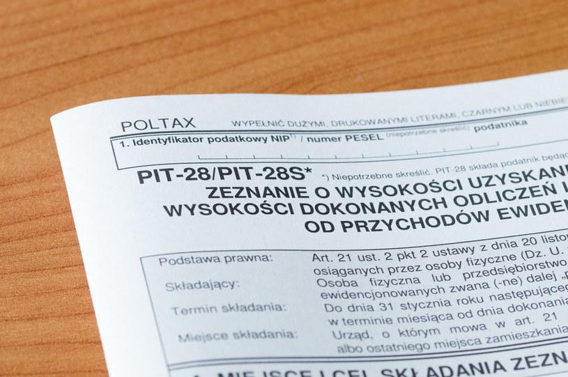 Błędnie sporządzony PIT za 2020 r. można poprawić przez ponad 5 najbliższych lat /123RF/PICSEL