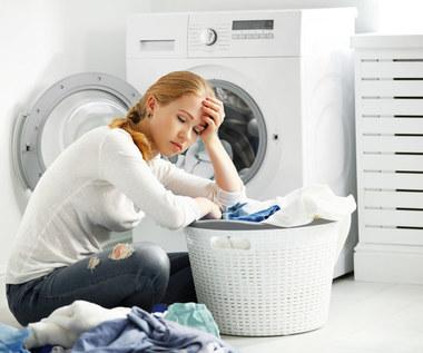 Błędy w praniu i suszeniu ubrań