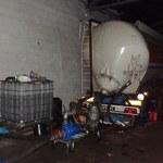 Blendowali olej opałowy, który później trafiał na stacje benzynowe