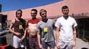 Blink 182 weszli do studia